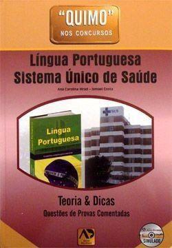 Livro Quimo - Língua Portuguesa Sistema Único De Saúde