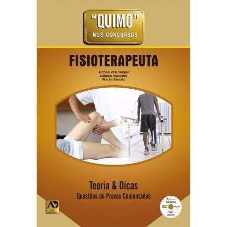 Quimo Fisioterapeuta - Sampol Com Dvd Lacrado