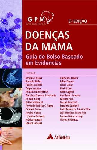 Livro Doenças Da Mama, Nova Edição