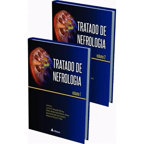 Livro Tratado De Nefrologia 2 Vols Sbn Moura