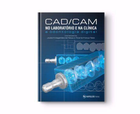 Livro Cad / Cam No Laboratório E Na Clínica A Odont. Digital