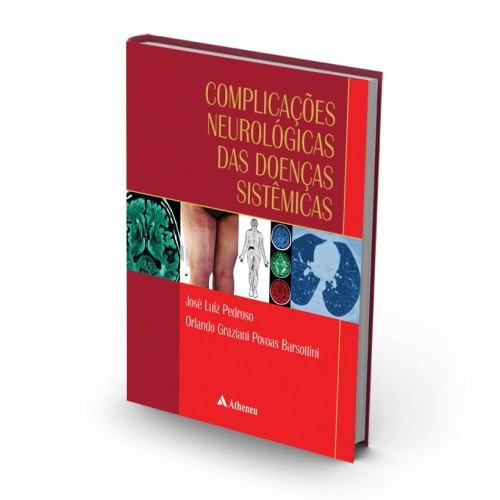 Livro Complicações Neurológicas Das Doenças Sistêmicas