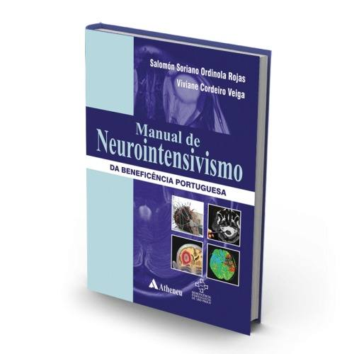 Livro Manual De Neurointensivismo Da Beneficência Portuguesa