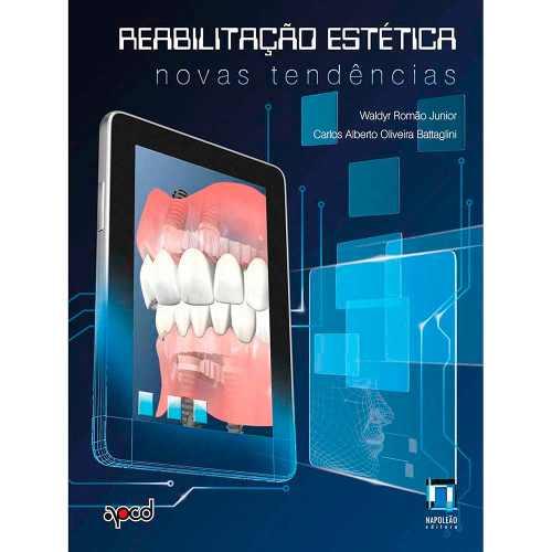 Livro Reabilitação Estética: Novas Tendências