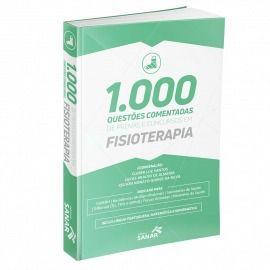 1000 Questões Coment De Provas E Conc Em Fisioterapia