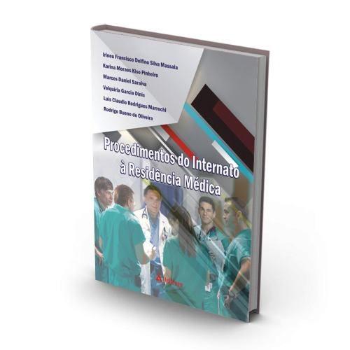 Livro Procedimentos Do Internado À Residência Médica