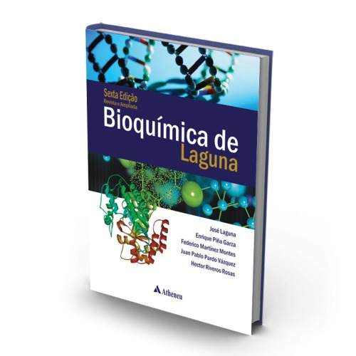 Livro Bioquímica De Laguna 6a. Edição Revista E Ampliada