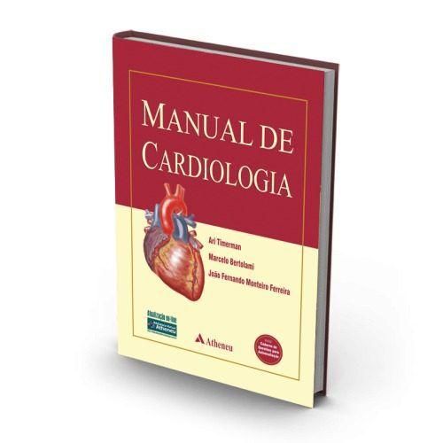 Livro Manual De Cardiologia