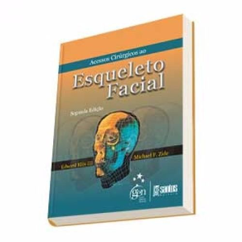 Livro Acessos Cirúrgicos Ao Esqueleto Facial
