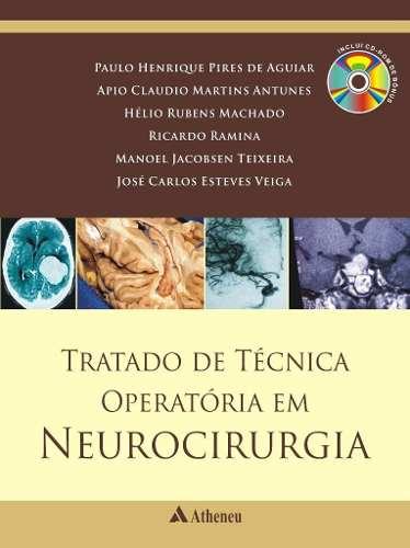 Livro Tratado De Técnica Operatoria Em Neurocirurgia