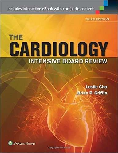 Livro Cardiology Intensive Board Review