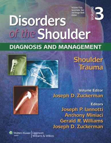 Livro Disorders Of The Shoulder: Trauma