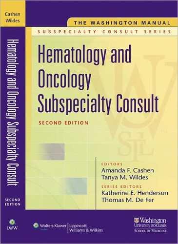 Washington Manual Hematology & Oncology
