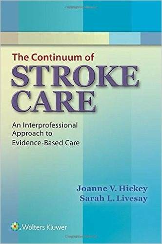 Livro The Continuum Of Stroke Care
