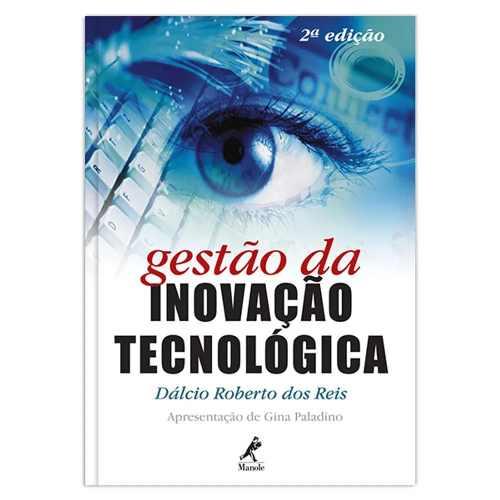 Livro Gestão Da Inovação Tecnológica ? 2ª Edição