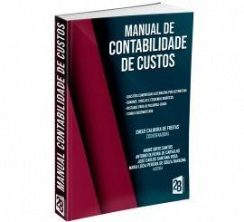 Livro Contabilidade De Custos Para Concursos Públicos Volume 1