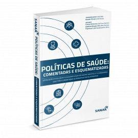 Livro Políticas De Saúde Pública - Esquematizadas E Comentadas