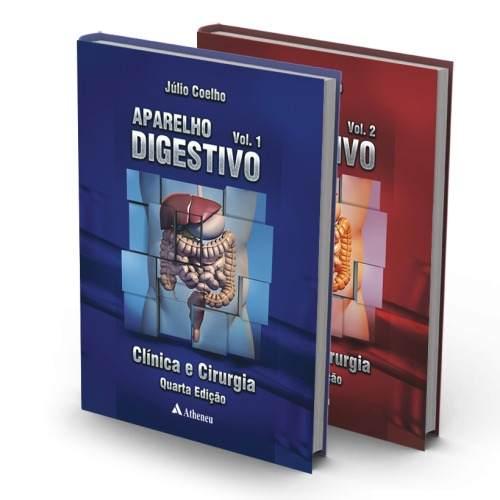 Aparelho Digestivo 4a. Edição - Vol. I E Ii