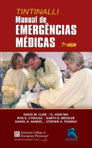 Livro Tintinalli - Manual De Emergências Médicas