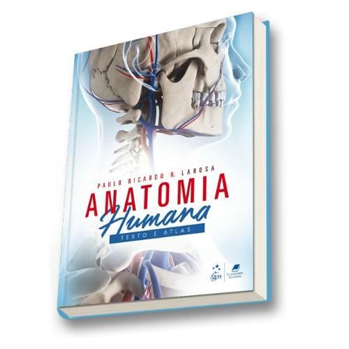 Livro Anatomia Humana Larosa Guanabara Koogan