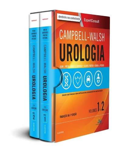 Livro Campbell Walsh Urologia