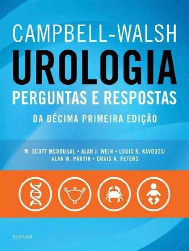 Livro Campbell Walsh Urologia Perguntas E Respostas