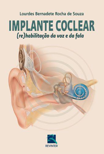 Livro Implante Coclear