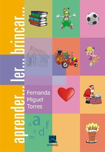 Livro Aprender... Ler... Brincar...