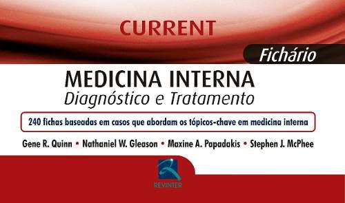 Livro Current - Medicina Interna