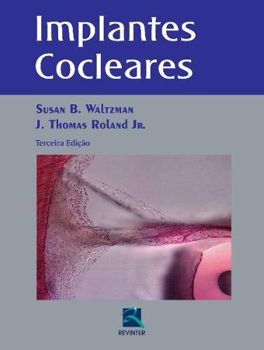 Livro Implantes Cocleares