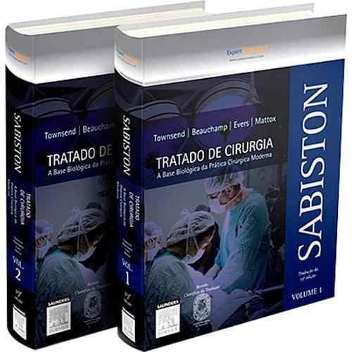 Sabiston Tratado De Cirurgia - 19ª Edição