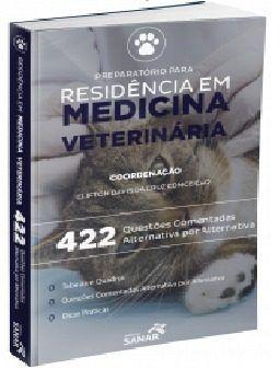 Livro Preparatório P/ Residência Medicina Veterinária 422 Questões
