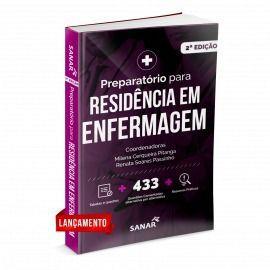 Livro Preparatório Para Residência Em Enfermagem Comentada 2ª Ed.