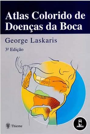 Livro Atlas Colorido De Doenças Da Boca
