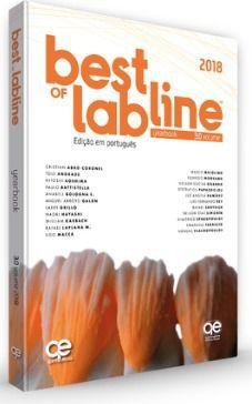 Livro Best Of Labline Year Book 3.0