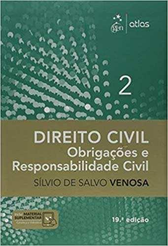 Direito Civil - Obrigações E Responsabilidade Civil - Vol 2