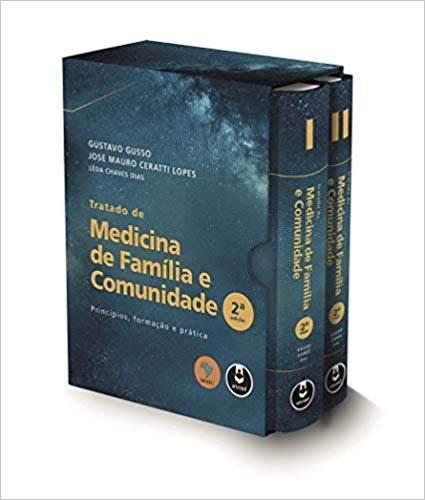 Livro Tratado De Medicina De Família E Comunidade - 2 Volumes