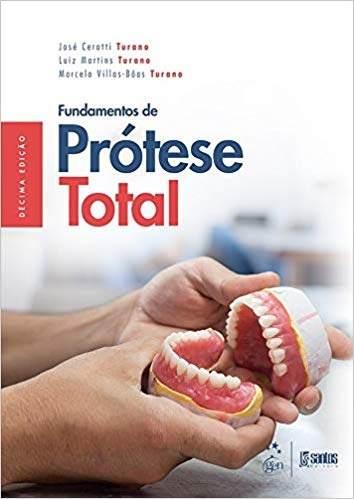 Livro Fundamentos De Prótese Total