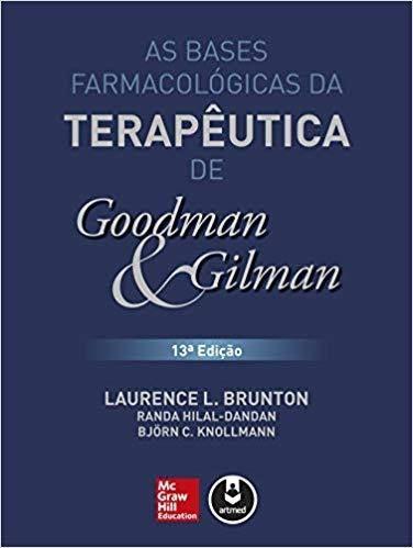 As Bases Farmac.da Tera P. De Goodman E Gilman13ed