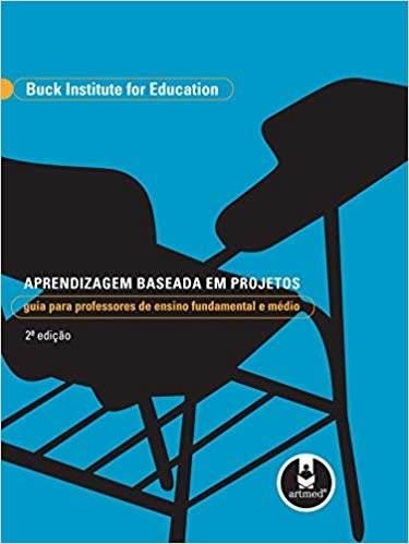 Livro Aprendizagem Baseada Em Projetos