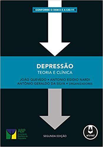 Livro Depressao Teoria E Clinica 2ed.