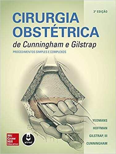 Livro Cirurgia Obstetrica De