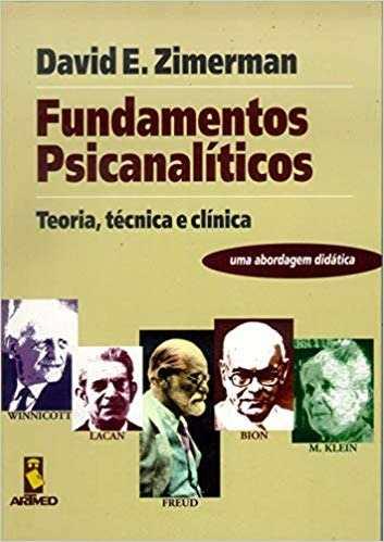 Livro Fundamentos Psicanaliticos