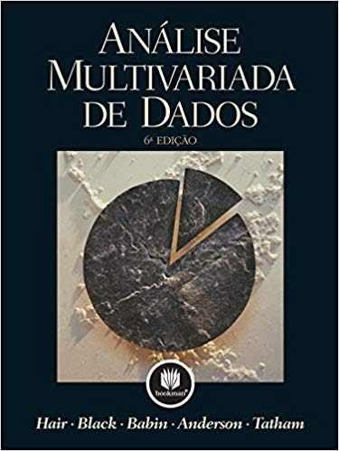 Livro Analise Multivariada De Dados 6ed.