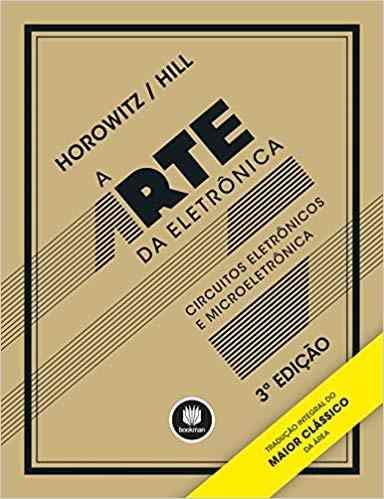 Livro A Arte Da Eletronica 3ed.