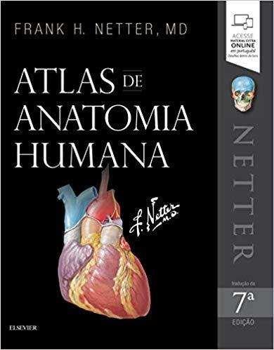 Netter Atlas De Anatomia Humana - 7ª Edição