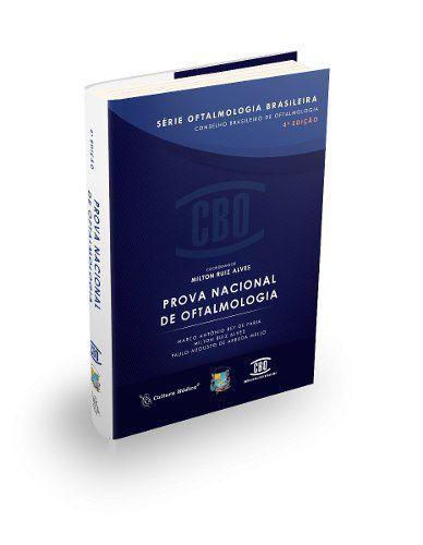 Série De Oftalmologia Brasileira - Prova Nacional