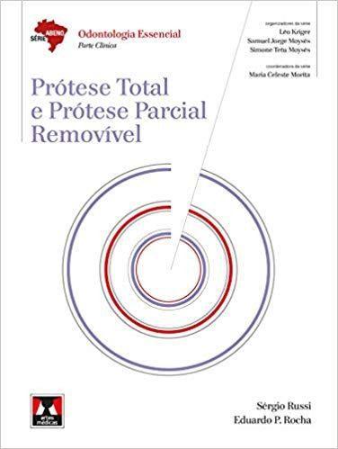 Livro Abeno - Protese Total E Protese Parcial Removivel