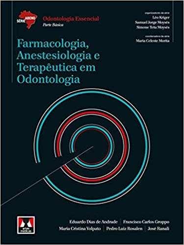 Livro Abeno - Farmac.,anest., E Terap. Em Odontologia