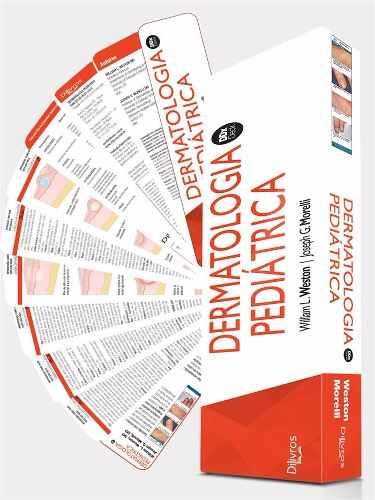 Livro Dermatologia Pediatrica